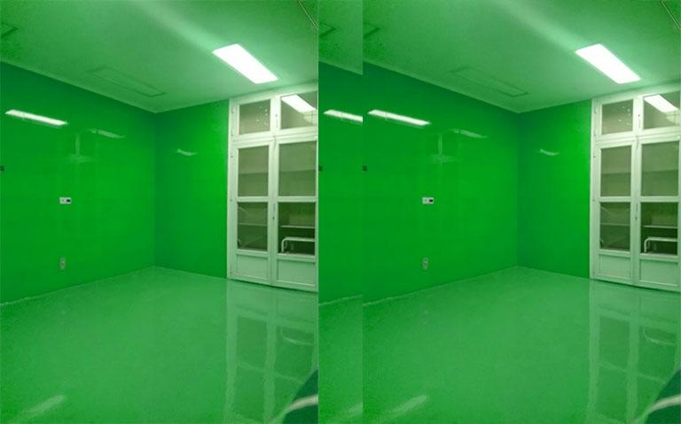 رنگ پوشش ضد اسید
